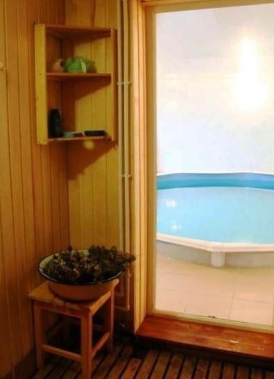 добрая баня в ломах
