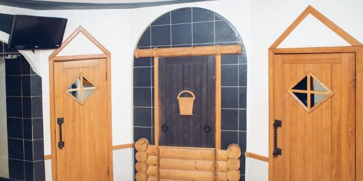 сауна гостиный двор иваново